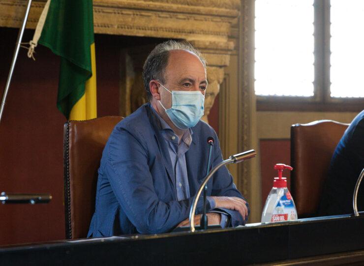 Comune di Rovereto, 31 maggio ore 15.00. Conferenza stampa di presentazione dei Rosmini Days. Flavio Deflorian