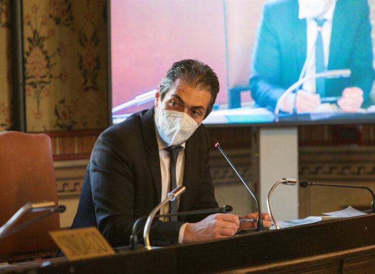 Comune di Rovereto, 31 maggio ore 15.00. Conferenza stampa di presentazione dei Rosmini Days. Marco Perinelli