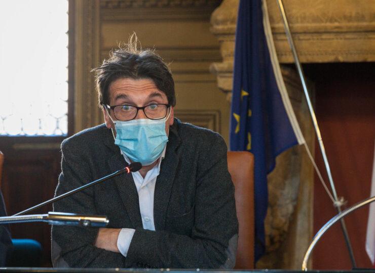 Comune di Rovereto, 31 maggio ore 15.00. Conferenza stampa di presentazione dei Rosmini Days. Carlo Brentari.