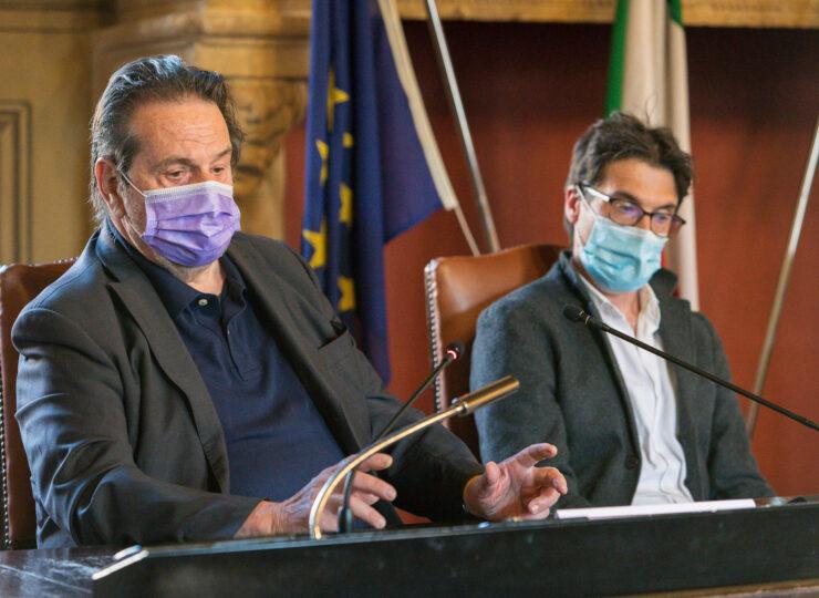 Comune di Rovereto, 31 maggio ore 15.00. Conferenza stampa di presentazione dei Rosmini Days. Marco Finola.