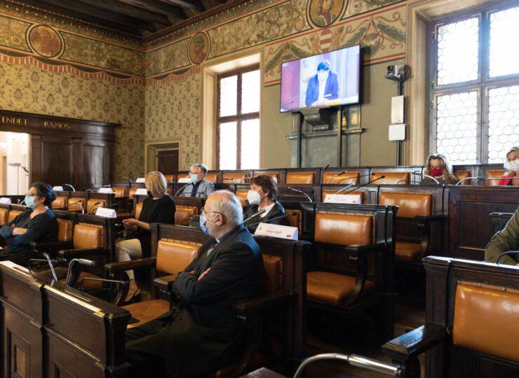 Comune di Rovereto, 31 maggio ore 15.00. Conferenza stampa di presentazione dei Rosmini Days.