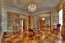 Casa natale - Biblioteca