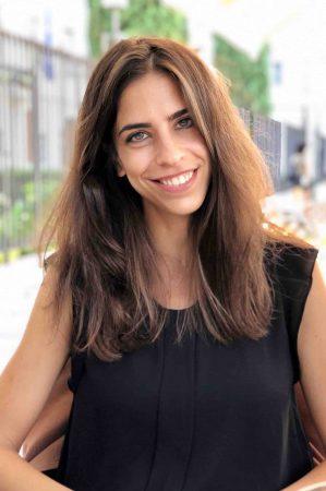 Maria Giulia Scarcella presentatrice