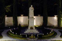 Rovereto - Monumento A. Rosmini - Zotta